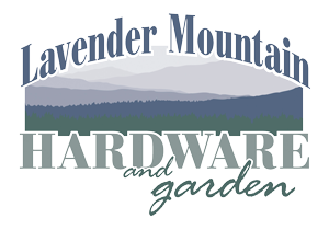 Lavender Mountain Hardware and Garden Center